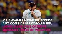 Lionel Messi : En vacances à Ibiza, il se serait battu en boîte de nuit