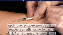 Les vaccins contre la rougeole seront bientôt obligatoires dans les écoles allemandes