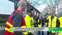 Violences conjugales - La garde à vue de Jérôme Rodrigues, figure des gilets jaunes, levée