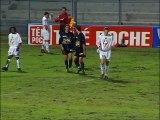 2003-10-28 - Résumé coupe de la Ligue AC Ajaccio-Nice (2-2 tab)