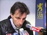 2002-12-07 - Résumé coupe de la Ligue Sochaux-AC Ajaccio (3-0)