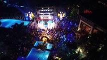 ANTALYA Rixos Sungate'ten muhteşem 10. yıl kutlaması