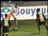 2006-01-17 - Extrait de match Nancy-AC Ajaccio (quart de finale de la coupe de la Ligue)