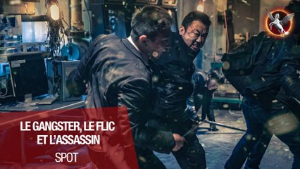 LE GANGSTER, LE FLIC ET L'ASSASSIN - Le nouveau choc du cinéma coréen