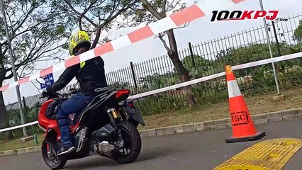 Oprek Honda ADV 150, Bikin N-Max Ketar-ketir!