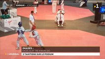 Tae kwon Do : 2 tahitiens sur le podium