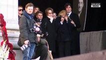 Johnny Hallyday avec France Gall et Michel Berger, le tendre hommage de Nathalie Baye