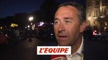 Gouvenou «Une course débridée» - Cyclisme - Tour de France