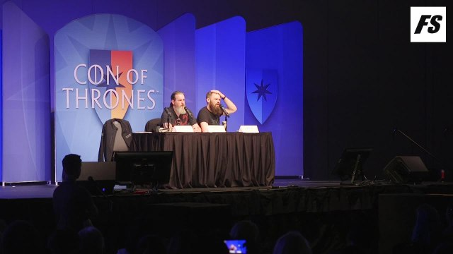 Con of Thrones: Game of Thrones extras look back