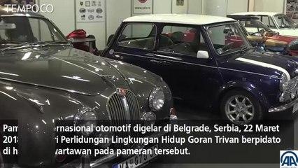 Pameran Otomotif Internasional di Belgrade