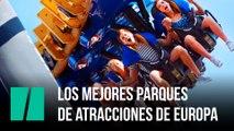 Los 6 MEJORES parques de atracciones y temáticos de Europa