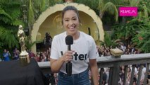 Live in Miami with our ALMA's Recipient Gina Rodriguez