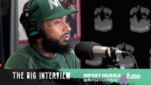 Nipsey Hussle Drops Gems About The Music Industry and Politics