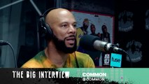 Common Talks About His Relationship With Kanye West