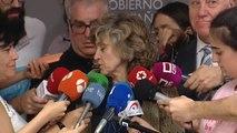 """Carcedo: """"Sanidad no ha sido una moneda de cambio en las negociaciones entre PSOE y Podemos"""""""