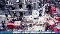 Marseille : les Marins-Pompiers fêtent leur 80 ans !