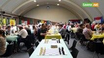 Le plus grand tournoi officiel d'échecs de Belgique, à Roux