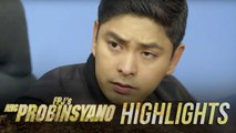 Cardo thinks about their new mission | FPJ's Ang Probinsyano