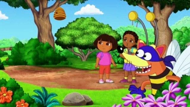 Dora the Explorer Season 7 Episode 5 - School Science Fair
