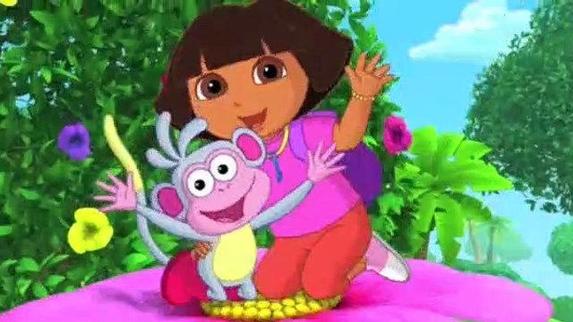 Dora the Explorer S07E06 - Dora's Moonlight Adventure