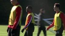 FILE: Ex-Man United and France defender Patrice Evra retires