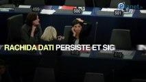 Rachida Dati ne lâche pas sa candidature aux municipales à Paris