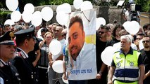 Italy mourns policeman killed, two US teens in jail
