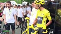 Tour de France 2019 - Un jour sur le Tour à Paris avec Egan Bernal, Nicolas Portal et la Team INEOS sur les Champs Elysées : le Mag Cyclism'Actu