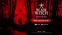 Blair Witch - Bande-annonce de gameplay