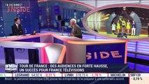 Tour de France: Des audiences en forte hausse, un succès pour France Télévisions - 29/07