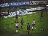 Coppa Italia 1986-87 - Finale di ritorno - Atalanta - Napoli 0-1 - 13.06.1987 - Secondo tempo e premiazione