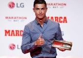 Football - Cristiano Ronaldo ajoute un nouveau trophée à sa collection
