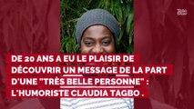 VIDEO. Les 12 Coups de midi : Claudia Tagbo adresse un touchan...