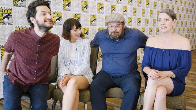The 'DuckTales' Cast Debates Storming Area 51