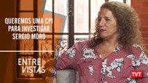Jandira Feghali: queremos instaurar uma CPI para investigar Sergio Moro