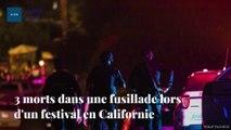 3 morts dans une fusillade lors d'un festival en Californie