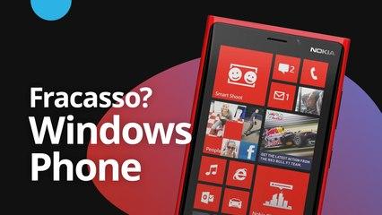 Fracasso do Windows Phone [CT News]