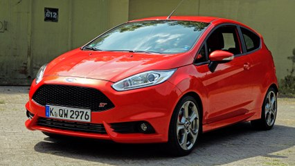 Ford Fiesta ST - mighty little racer