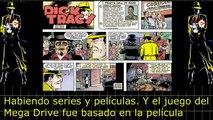 Dick Tracy Mega Drive (SUB ESP)