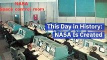 The Founding Of NASA