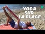 Faire du yoga sur la plage: quelques postures pour vous assouplir