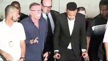 La policía brasileña descarta indicios de violación en caso Neymar