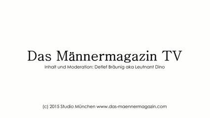 Das Männermagazin TV, Folge 28, Das Sommervideo mit Leutnant Dino