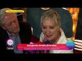 ¡Margarita Gralia celebrará 45 años junto a su esposo!   Sale el Sol