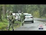 Amarrados y torturados, así encontraron cuatro cuerpos en el Ajusco   Noticias con Ciro Gómez