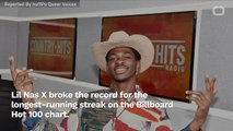 Lil Nas X's 'Old Town Road' Breaks Record With 17th Week On Billboard Hot 100 Chart