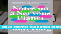 [READ] Notes on a Nervous Planet