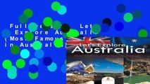 Full version  Let s Explore Australia (Most Famous Attractions in Australia) Complete