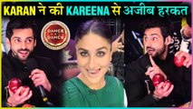 Karan Wahi Trying To IMPRESS Kareena Kapoor   Dance India Dance