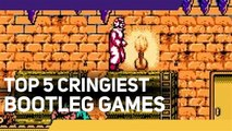 5 Cringiest Bootleg Games